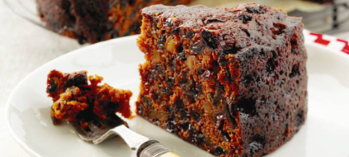 Sunbeam Fruit Cake Recipe